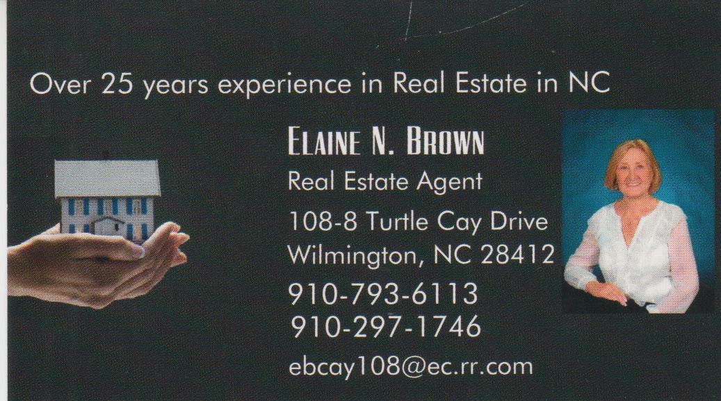 Elaine N. Brown Real Estate